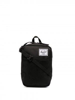 Мини-сумка через плечо Herschel Supply Co.. Цвет: черный