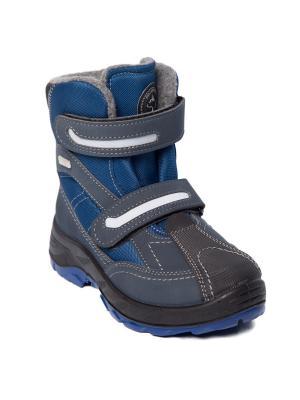 Ботинки Alaska Originale. Цвет: синий