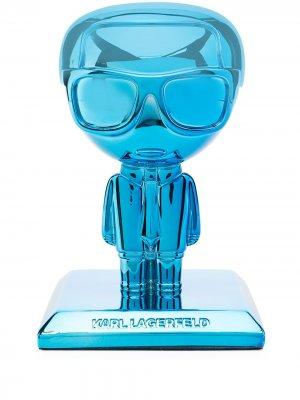 Статуэтка K/Ikonic 3D Karl (19 см) Lagerfeld. Цвет: синий