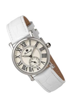 Часы наручные кварцевые ROMANOFF. Цвет: белый