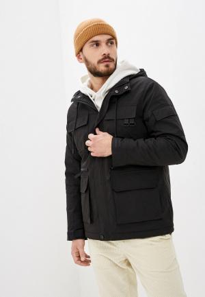Куртка утепленная J. Hart & Bros. Цвет: черный