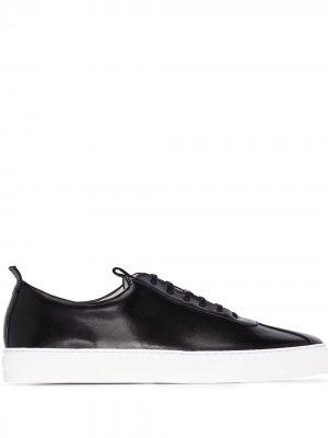 Кеды Sneaker 1 Grenson. Цвет: черный