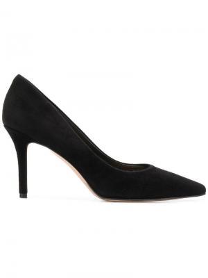 Классические туфли на высоком каблуке The Seller. Цвет: черный