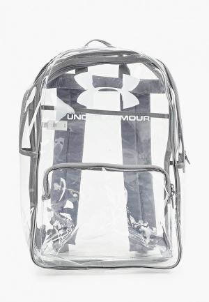 Рюкзак Under Armour. Цвет: прозрачный