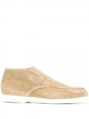 Doucals ботинки по щиколотку Doucal's. Цвет: нейтральные цвета