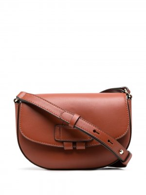 Мини-сумка Zelig Tila March. Цвет: коричневый