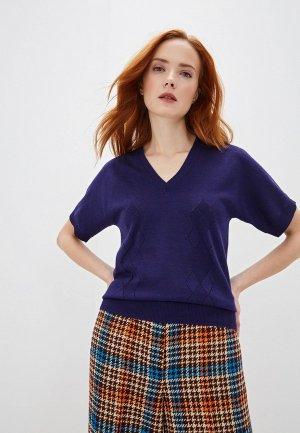 Пуловер Escada Sport. Цвет: фиолетовый