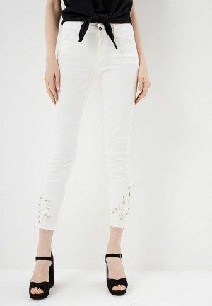 Джинсы Liu Jo. Цвет: белый