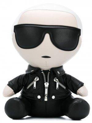 Мягкая игрушка Karl Lagerfeld. Цвет: черный