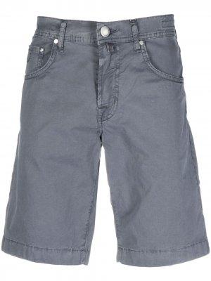 Джинсовые шорты Jacob Cohen. Цвет: серый