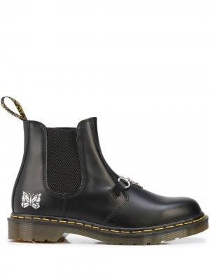 Ботинки Snaffle 2976 Dr. Martens. Цвет: черный