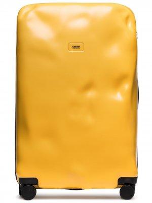 Чемодан Icon Crash Baggage. Цвет: желтый