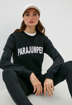 Свитшот Parajumpers. Цвет: черный
