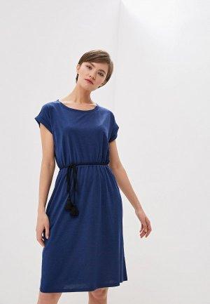Платье Woolrich. Цвет: синий