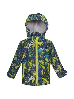 Куртка atPlay. Цвет: синий