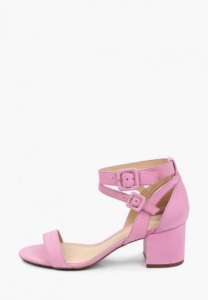 Босоножки Arezzo. Цвет: розовый