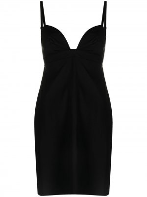 Ночная сорочка Silhouette Eres. Цвет: черный