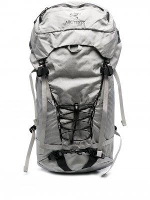 Arcteryx рюкзак Pegasus с вышитым логотипом Arc'teryx. Цвет: 25991 pegasus