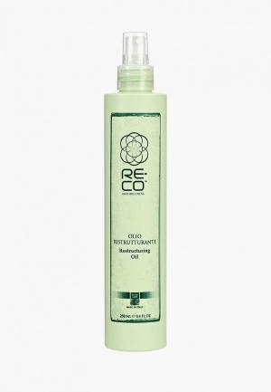 Масло для волос Green Light. Цвет: прозрачный