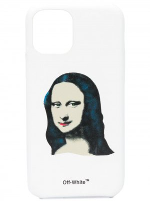 Чехол Monalisa для iPhone 11 Pro Off-White. Цвет: белый