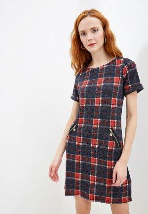 Платье Yumi. Цвет: красный