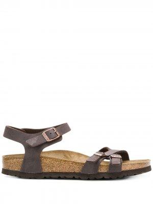 Rio sandals Birkenstock. Цвет: коричневый