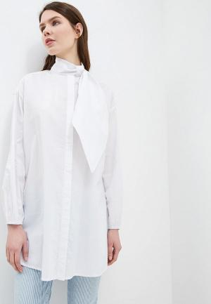 Блуза Compania Fantastica. Цвет: белый