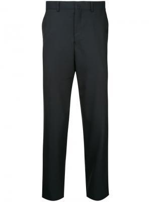 Durban прямые брюки D'urban. Цвет: синий