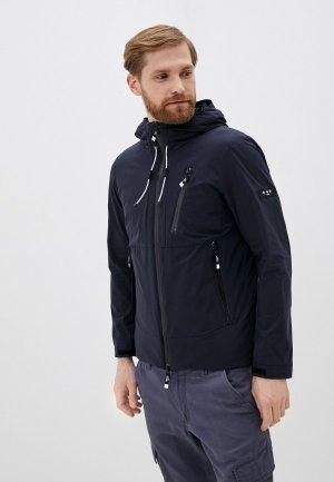 Куртка утепленная Tatras. Цвет: синий