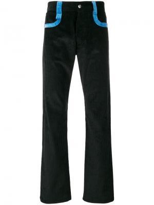 Расклешенные джинсы свободного кроя Missoni. Цвет: черный