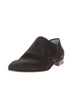 Туфли Cesare Paciotti. Цвет: коричневый