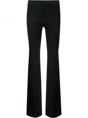 Расклешенные брюки Derek Lam 10 Crosby. Цвет: черный