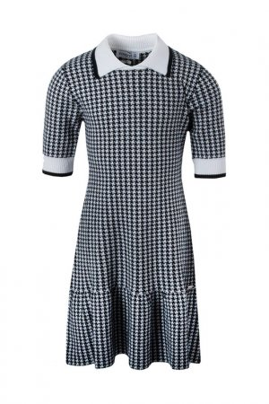 Платье Pinetti. Цвет: белый