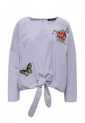 Блуза Tom Farr. Цвет: синий
