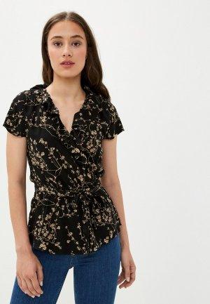 Блуза Twist & Tango. Цвет: черный