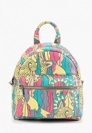 Рюкзак Afina. Цвет: разноцветный