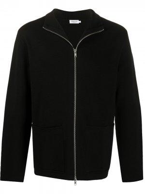 Трикотажная куртка Freddy Filippa K. Цвет: черный