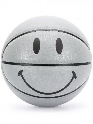 Баскетбольный мяч Chinatown Market. Цвет: серый