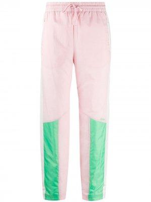 Спортивные брюки SJYP. Цвет: розовый