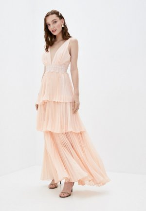 Платье True Decadence. Цвет: розовый