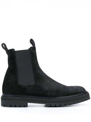 Ботинки челси Officine Creative. Цвет: черный