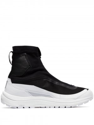 Высокие кроссовки Bamba 2 Salomon S/Lab. Цвет: черный