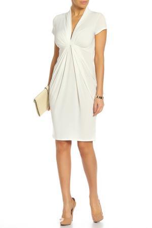 Платье Луч Alina Assi. Цвет: белый