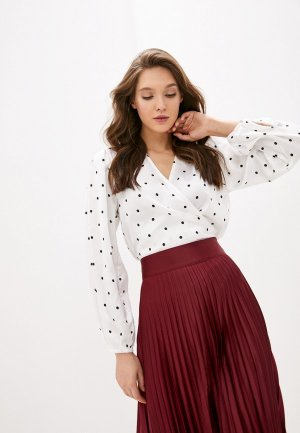 Блуза Twist & Tango. Цвет: белый