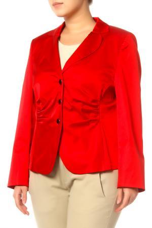 Пиджак Basler. Цвет: красный