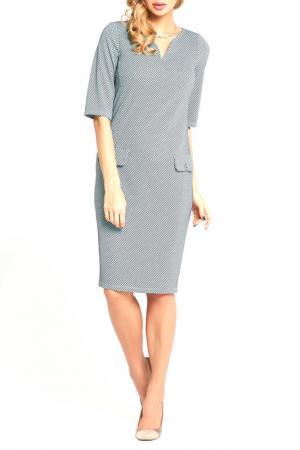 9ab61a085a915a9 Зеленые женские офисные платья купить в интернет-магазине LikeWear ...