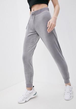 Брюки спортивные Juicy Couture. Цвет: серый
