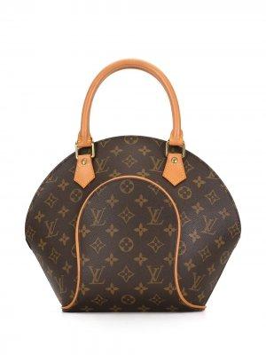 Сумка Ellipse 1998-го года Louis Vuitton. Цвет: коричневый