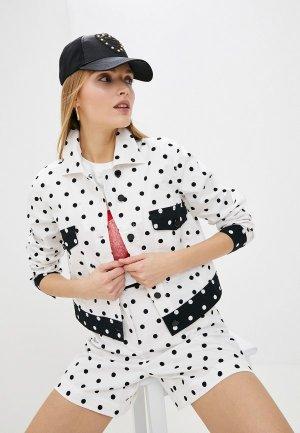 Куртка Escada Sport. Цвет: белый