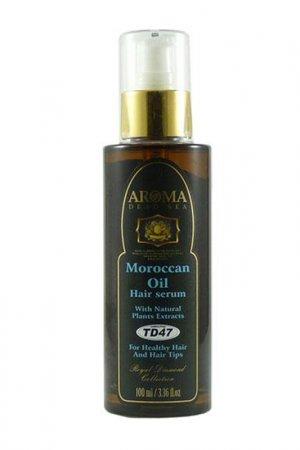 Аргановое масло для волос Aroma Dead Sea. Цвет: белый